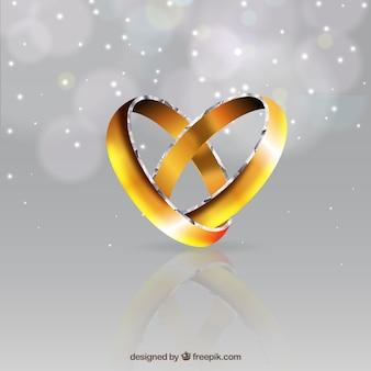 금 결혼 반지