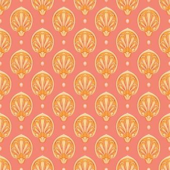 黄金とピンク