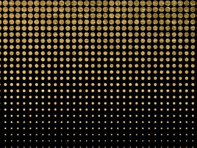 Золотые кляксы городской гранж-фон. вектор текстуры. пыль покрывает бедственное зерно. золотые брызги краски, грязные, плакат для вашего дизайна. рука рисунок иллюстрации