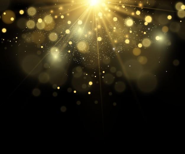黄金の明るい星。