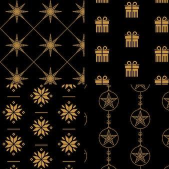 Золотая рождественская коллекция