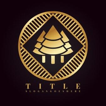 Логотип golden circle tree