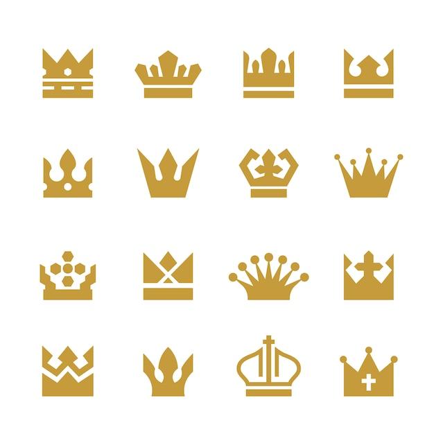 free crown vector