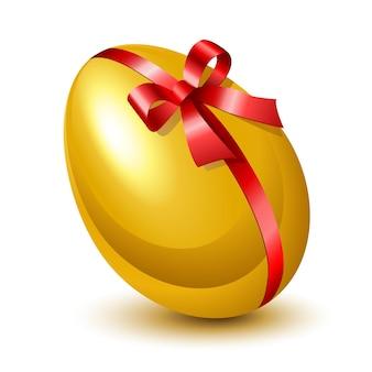 赤い弓と金の卵