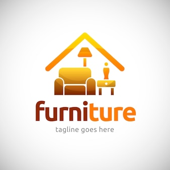 Golden furniture logo