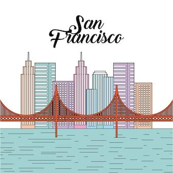 골든 게이트 샌프란시스코 미국