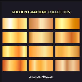 Golden gradient collection