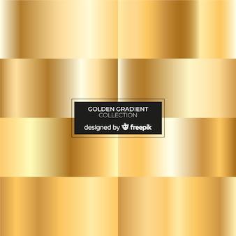 Golden gradient collection