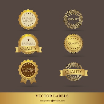 Golden labels