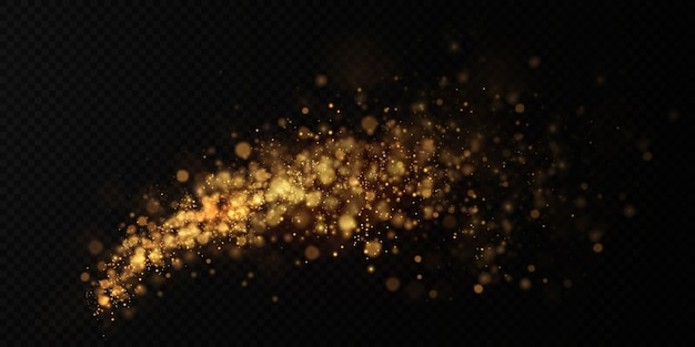 ゴールデンライトホリデー彗星