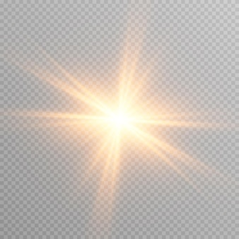 Золотой свет