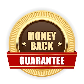 Golden medal money back guarantee