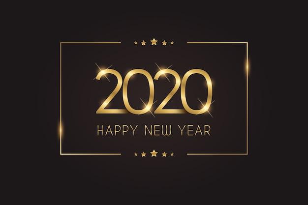 Golden new year 2020 backgroundgolden new year 2020 backgroundgolden new year 2020 wallpaper