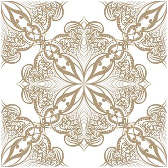 Ornamentali sfondo d'oro