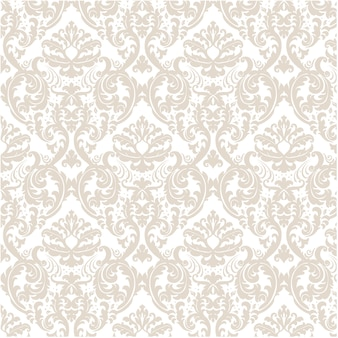 Golden ornamental pattern background Free Vector