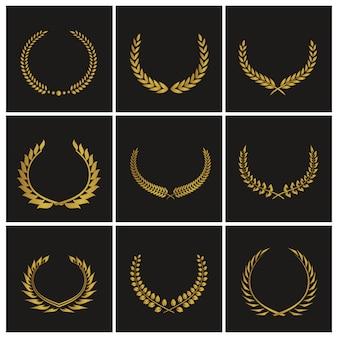 ゴールデン装飾品コレクション