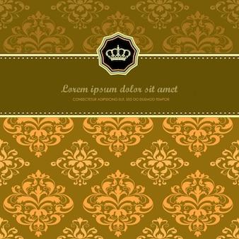 Golden pattern template