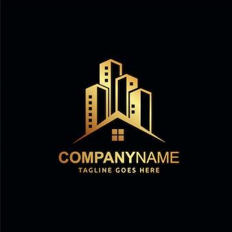 ゴールデンプロパティのロゴ
