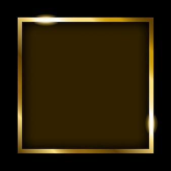 Golden rectangle frame