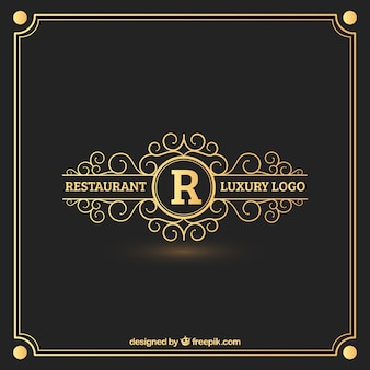 Golden Restaurant Logo