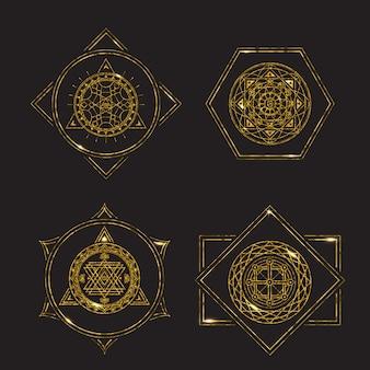 Золотая сакральная геометрия