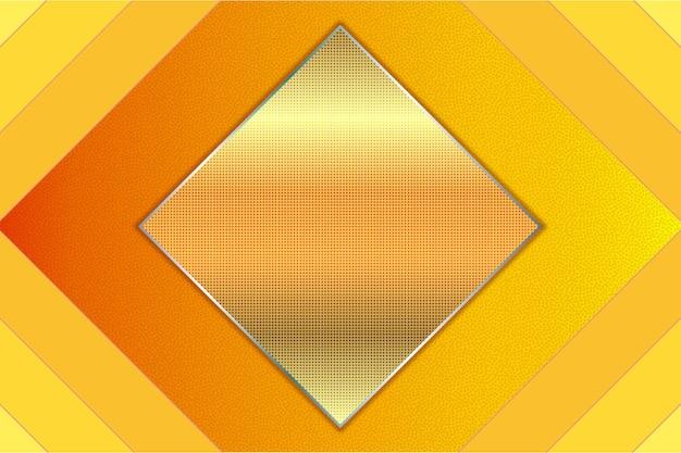 Golden symmetric background