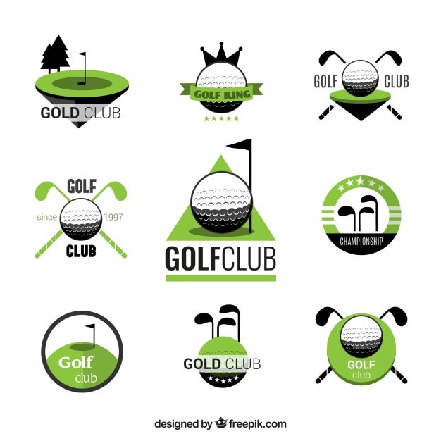 golf vectors photos and psd files free download rh freepik com vector golf ball free vector golf clubs