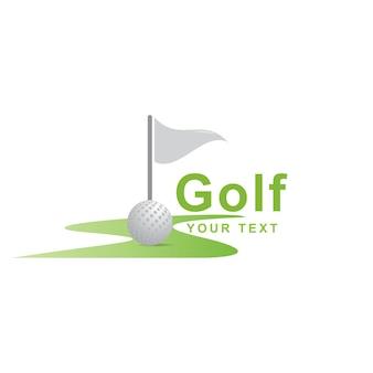 골프 로고 디자인