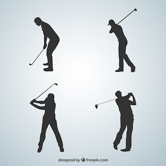 Golf swings collection