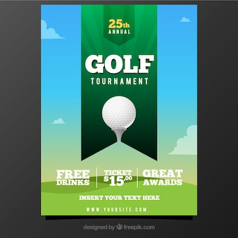Golf Tournament Vectors, Photos and PSD files | Free Download