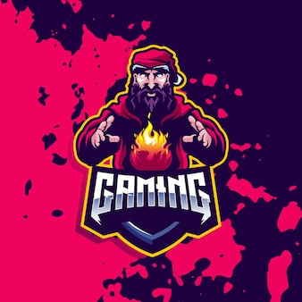 Good gaming logo design for sport or e-sport