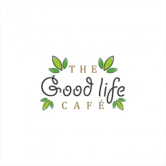Good life cafe tea or coffee