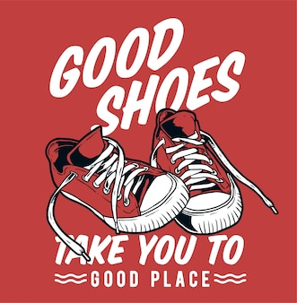 Good shoes