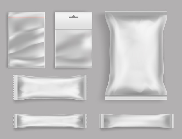 Goods polyethylene packaging types