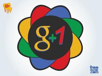 Google Plus 1 Icon