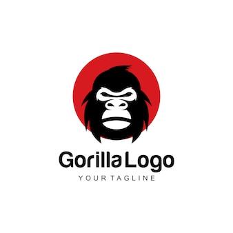 ゴリラロゴ