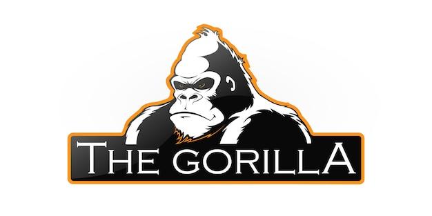 Логотип гориллы