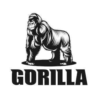 Логотип gorilla