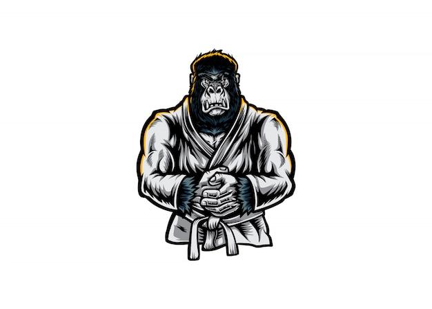 Gorilla mma
