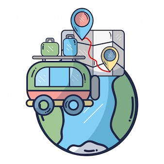 Gps и путешествия