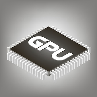 Значок gpu, пиктограмма gpu, значок веб-сайта gpu, значок значка gpu, значок gpu icon, значок gpu icon.