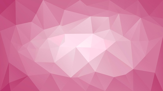 Gradient abstract horizontal triangle background. vinous, red, vine colored polygonal backdrop for business presentation. trendy geometric abstract banner. technology concept flyer. mosaic style.