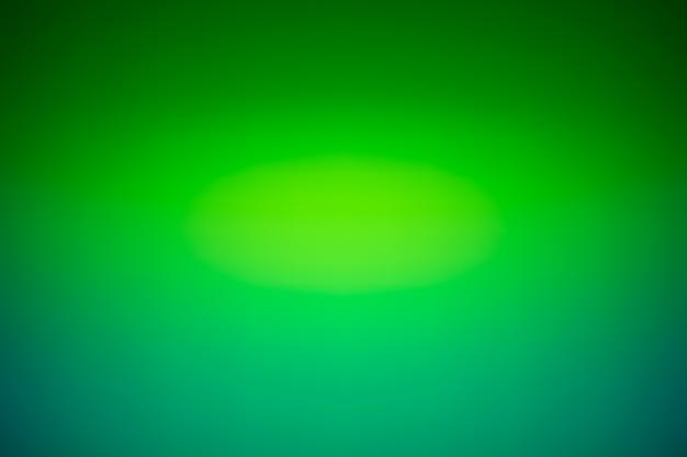 Gradient background in green tones design