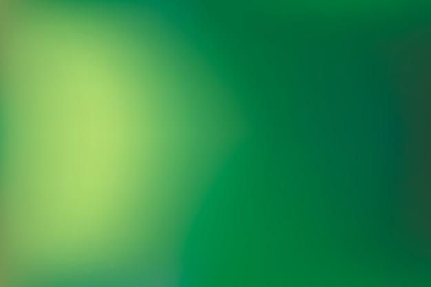 녹색 색조의 그라데이션 배경