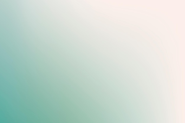 Gradient background vector in spring green