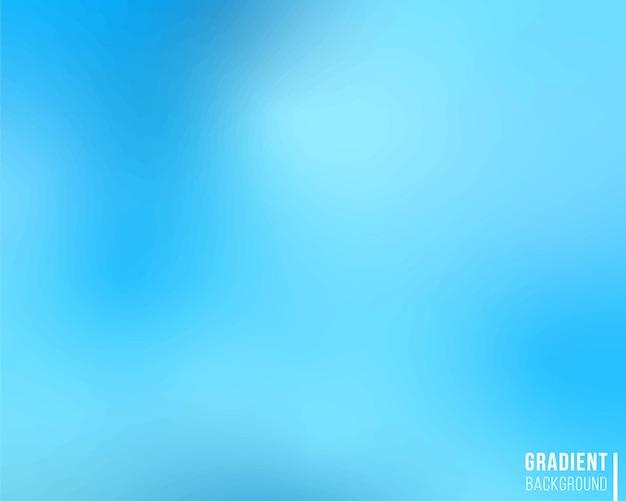 그라데이션 배경 수채화 블루 추상 텍스처