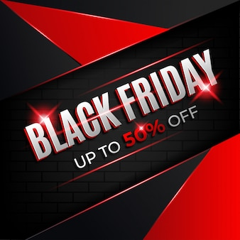 Gradient black friday sale