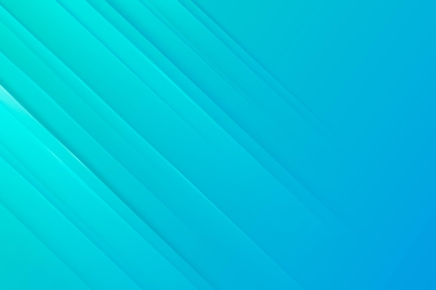Gradient blue dynamic lines background