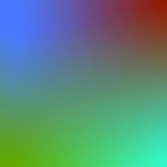 グラデーションのぼやけた青赤緑ターコイズグラデーションの壁紙の背景
