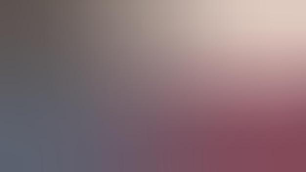 グラデーション、ぼやけたクールな灰色、ほこりっぽいバラ、コーヒーポット、栗色のグラデーションの壁紙の背景
